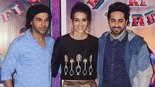 Bareilly Ki Barfi Movie Promotion | Kriti Sanon, Rajkummar Rao, Ayushmann Khurrana
