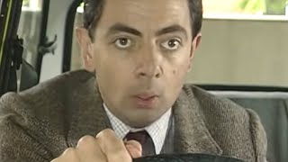 Driving Crazy | Funny Clips | Mr Bean Official