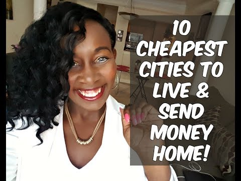 Top 10 Cheapest USA Cities To Live & Send Money To Help At Home!