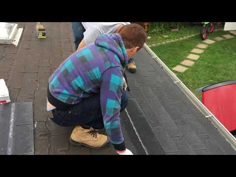 How to Install Asphalt Roof Shingles - Roof Replacement