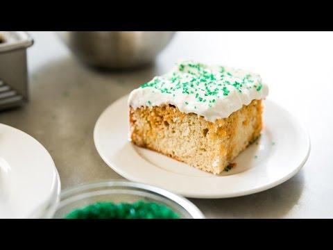 Irish Cream Tres Leches Cake