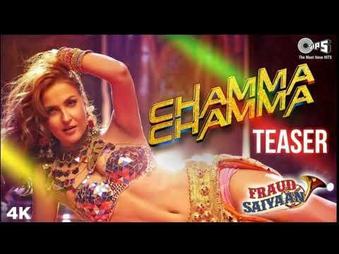 Xxx Mp4 Chamma Chamma Official Song Fraud Saiyaan Elli AvrRam Arshad Neha Kakkar Tanishk Ikka Romy 3gp Sex