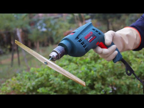 WOW AMAZING DRILL LIFE HACK!