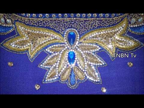 new blouse back neck designs | simple maggam work blouse designs | designer blouse designs