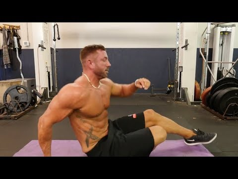 5-Minute Fat Burning Workout To Fix Your Dad Bod