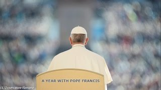 2016 : A year with Pope Francis