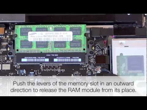 MacBook Pro Mid 2010 Models RAM Upgrade