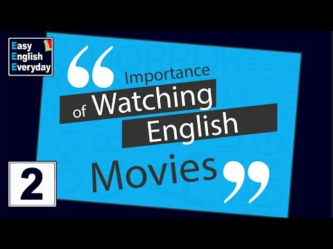 Spoken English lessons | Learn English with Movies | English Lessons | How to speak English fluently