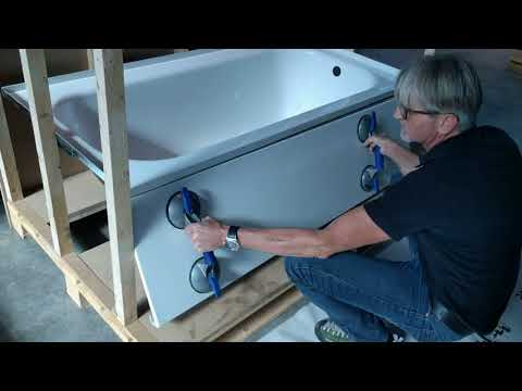 Install magnetic apron at a Schmidlin 60