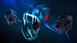 DEEP DARK OCEAN HORROR GAME! HELP ME!! - Debris Horror Game / Gameplay