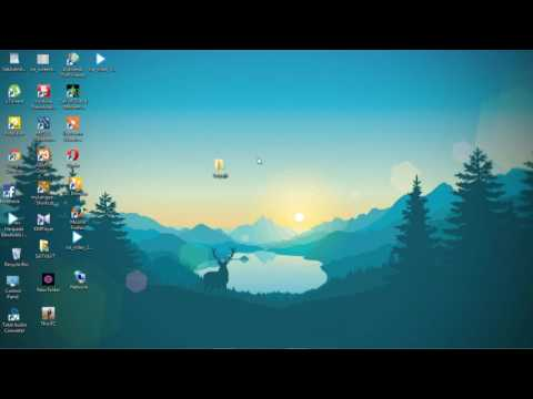 || How To Change Folder Icon In Windows 8.1 With Your Own Pictures ||