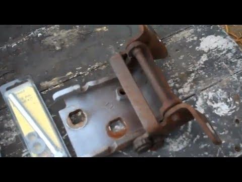 Chevy/GMC C10 Door Hinge Repair | 73-87 Door Hinges