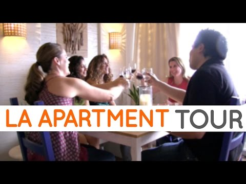 LA Apartment Tour