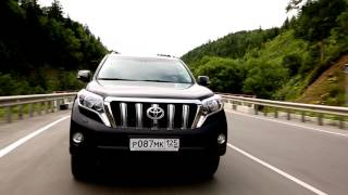 Toyota Land Cruiser Prado (Тойота Ленд Круизер Прадо)
