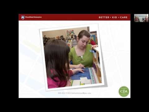 Plan a safe, healthy learning environment