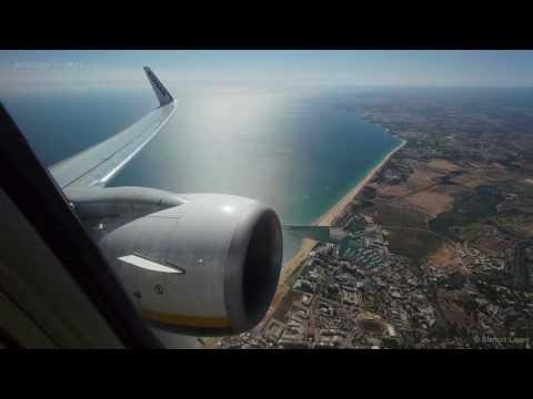 Departure from Faro (FAO / LPFR) Portugal