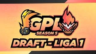German Pokémon League [GPL] Season 5 - Liga 1 Draft!