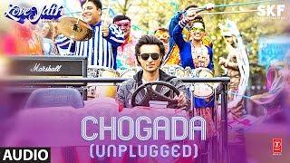 Full Audio Chogada Unplugged  Loveyatri  Aayush Sharma  Warina Hussain  Darshan Raval