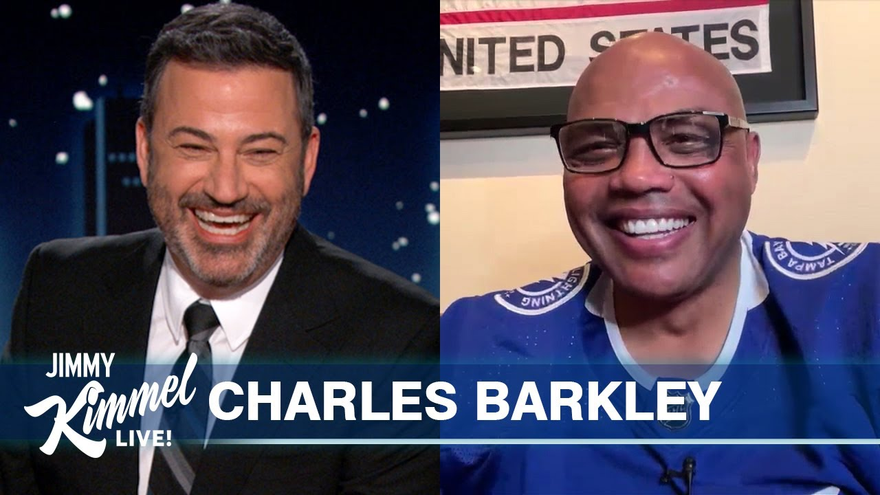 Charles Barkley on His Daughter's Wedding & Magic Johnson and Larry Bird's NBA Impact
