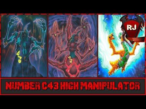 YGOPRO - Number C43 High Manipulator of Chaos  OTK Deck Profile