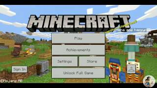 Let's play minecraft trial part-1 in hindi/game review...