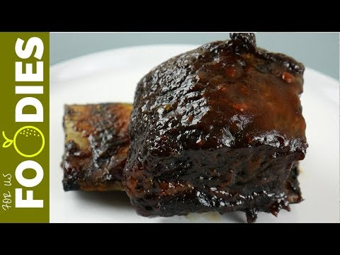 BBQ Short Ribs - MELT IN YOUR MOUTH GOOD!