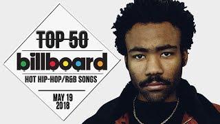 Top 50 • US Hip-Hop/R&B Songs • May 19, 2018 | Billboard-Charts