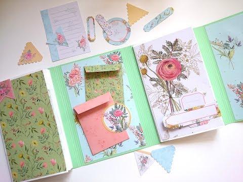 Paperbag flip book   Start to finish Tutorial