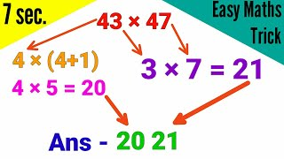 5 MATH TRICKS THAT WILL BLOW YOUR MIND Videos - 9tube tv