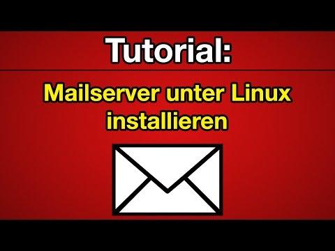 Tutorial: Linux Mailserver installieren [Deutsch] [Full-HD]