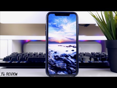 The BEST iPhone X Wallpaper Apps for 2018!!
