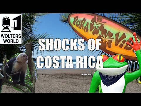Visit Costa Rica - 10 Things That Will SHOCK You About Costa Rica