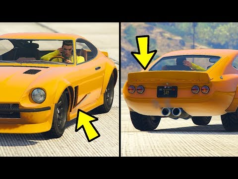 GTA 5 ONLINE NEW KARIN 190Z DLC CAR! 10 Things You Need To Know Before You Buy! (GTA 5)