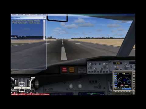 How to do a Full IFR Flight on Flight Simulator X? (Contacting ATC, Auto Approach,..)