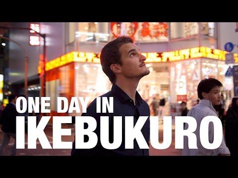 One DAY in IKEBUKURO