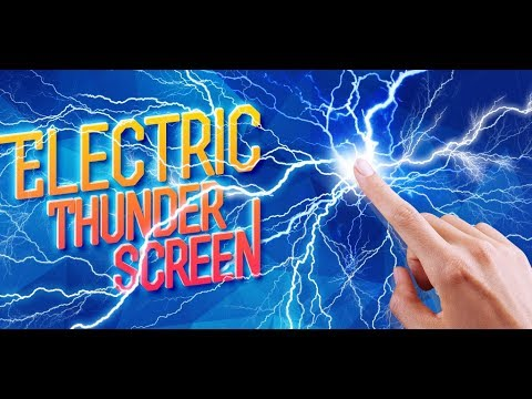 Electric Thunder Screen - Android