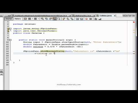 How to use the DecimalFormat class in Netbeans
