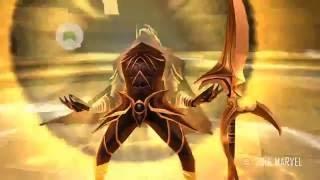World Boss Dimension Rift (Corvus & Proxima) full 5 teams - Marvel Future Fight