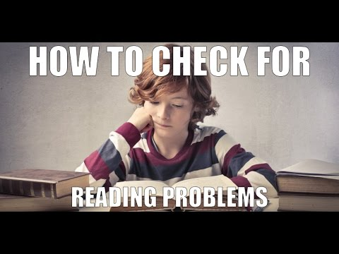 Tips For Checking Reading Comprehension Problems With Your Child