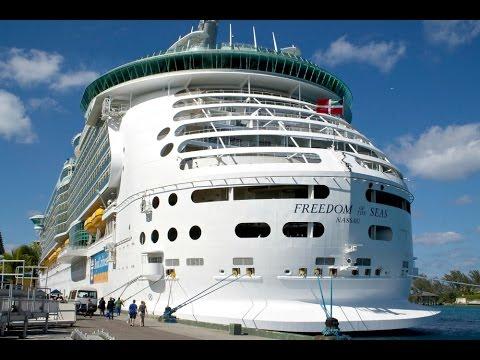 Freedom of the Seas, Royal Caribbean, November 2015