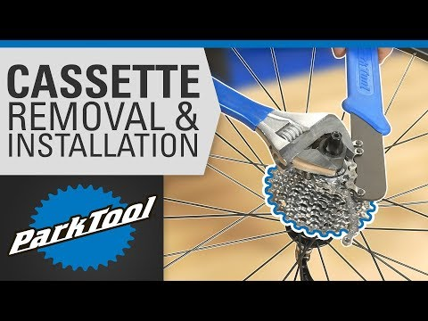 Cassette Removal & Installation