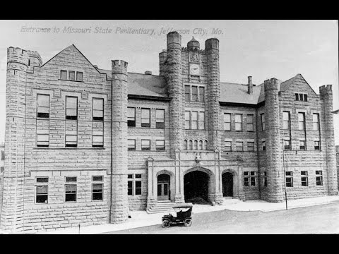Missouri State Penitentiary  ghost hunt September 2, 2016