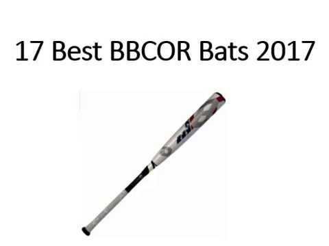 17 Best BBCOR Bats 2017