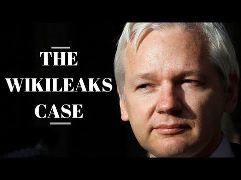 Julian Assange - The Wikileaks Case