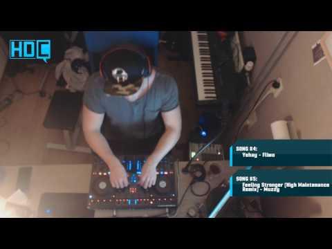 Liquid / Deep Drum and Bass Mix 2017 - HIGH TEA AMSTERDAM DJ CONTEST