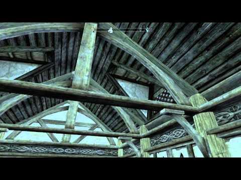 Skyrim:  Building small house