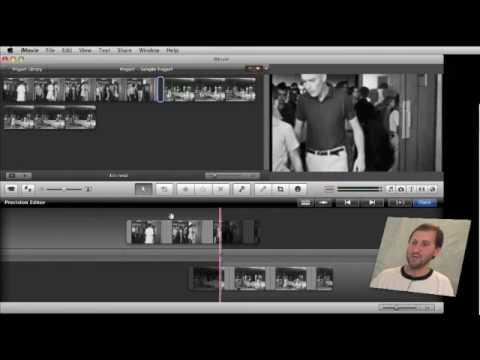 iMovie 09 Editing Basics (MacMost Now 259)
