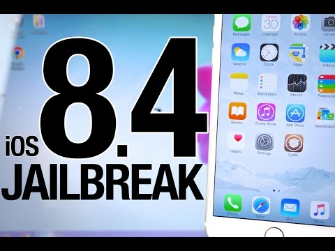 NEW How To Jailbreak iOS 8.4 Untethered - Taig 2.3.0 for iPhone, iPad & iPod