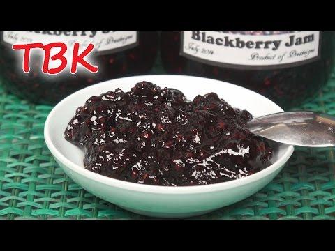 How to Make Blackberry Jam (Pectin-Free) - Titli's Busy Kitchen