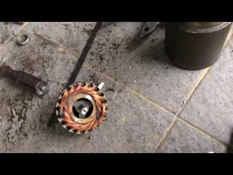 Cara perbaikan motor fan peugeot 306